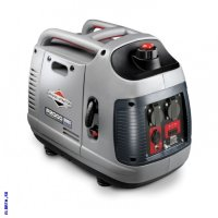 Бензиновый генератор Briggs & Stratton P2000 Inverter, 1.6/2 кВт
