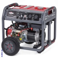 Бензиновый генератор Briggs & Stratton Elite 7500EA, 6/7,5 кВт