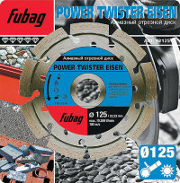 "Диск алмазный ""Fubag"" Power Twister Eisen диам.350/30-25,4мм (82350-6)"