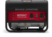 Генератор Briggs & Stratton Sprint 3200A, бензогенератор, 2,5/3,1 кВт